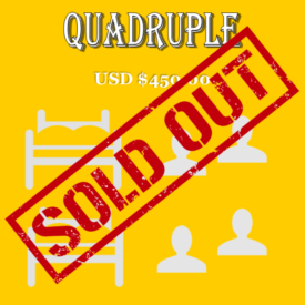 Quad Sold Out