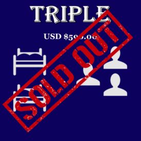 Triple Sold Out