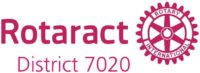 Rotaract District 7020 Logo